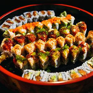 Makimono (Sushi Rolls)