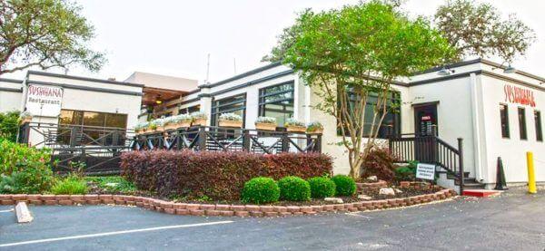 Sushihana Anese Restaurant Castle Hills