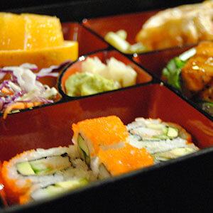 Happy at Sushihana