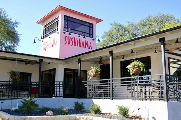 Sushihana Japanese Restaurant, Castle Hills, San Antonio, TX