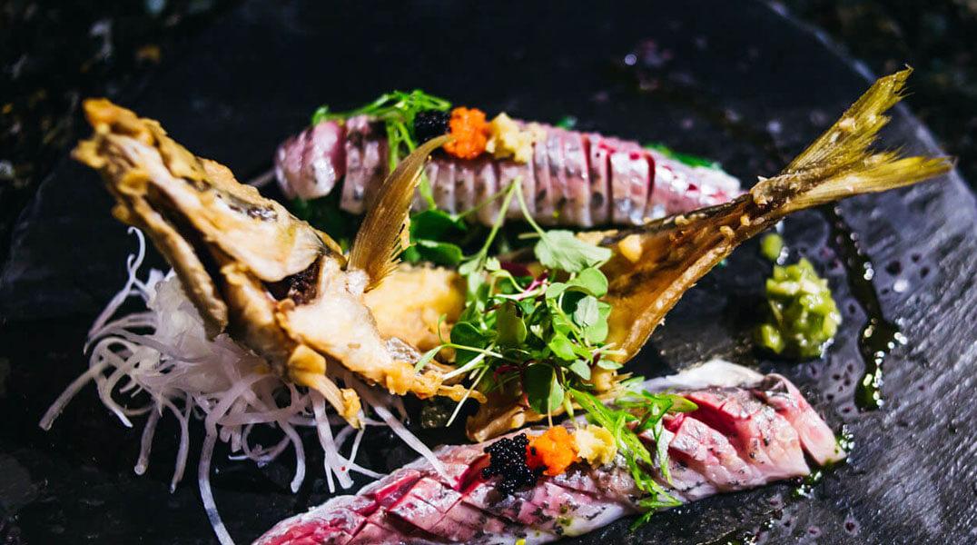 Sushi Sashimi Menu